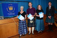 RSCDC Cape Town Branch Award Recipients