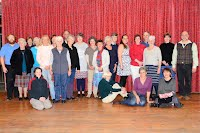 Fish Hoek Dance Class 2017-07-10 Group Photo