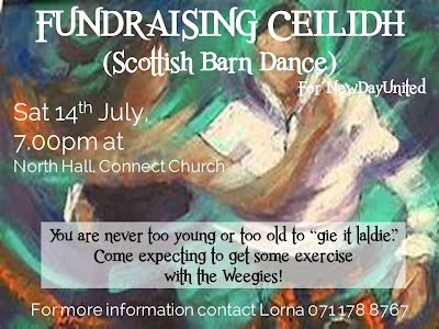 Fundraising Ceilidh New Day United